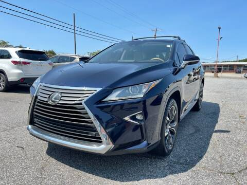 2016 Lexus RX 350 for sale at Signal Imports INC in Spartanburg SC