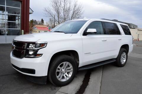 2018 Chevrolet Tahoe for sale at Avalon Motorsports in Denver CO