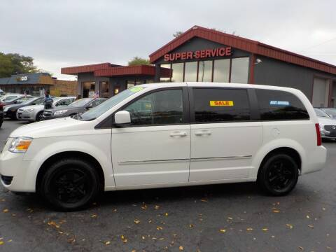 2008 Dodge Grand Caravan for sale at Super Service Used Cars in Milwaukee WI