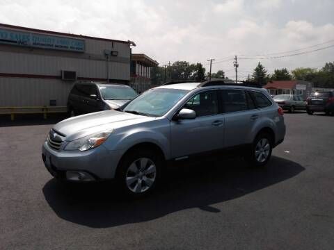 2012 Subaru Outback for sale at MR Auto Sales Inc. in Eastlake OH