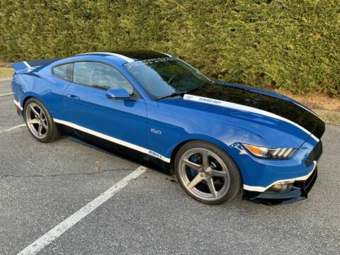2017 Ford Mustang for sale at Limitless Garage Inc. in Rockville MD