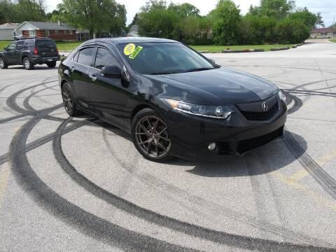 2010 Acura TSX for sale at Magana Auto Sales Inc in Aurora IL