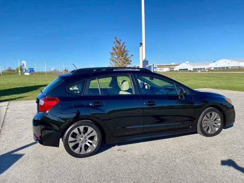 2014 Subaru Impreza AWD 2.0i Sport Premium 4dr Wagon CVT - Saint Francis WI