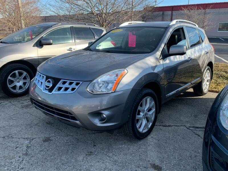 2013 Nissan Rogue for sale at Cars To Go in Lafayette IN
