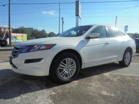 2012 Honda Crosstour for sale at Automax Wholesale Group LLC in Tampa FL