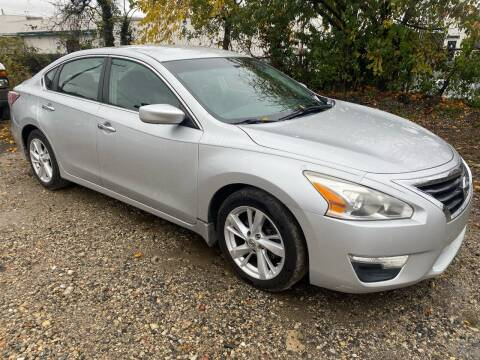2013 Nissan Altima for sale at Philadelphia Public Auto Auction in Philadelphia PA