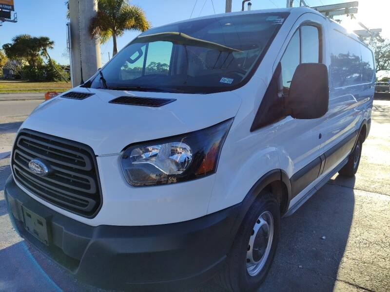 2018 Ford Transit Cargo for sale at Celebrity Auto Sales in Port Saint Lucie FL