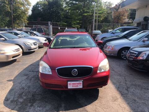 2006 Buick Lucerne for sale at Six Brothers Auto Sales in Youngstown OH