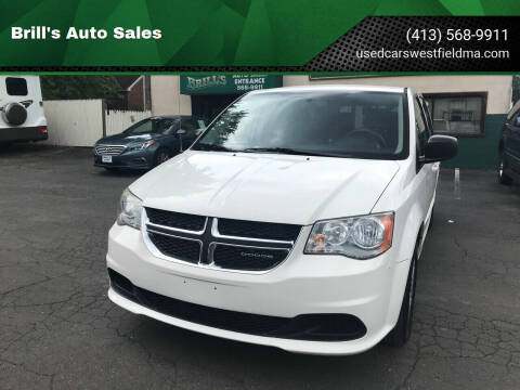 2011 Dodge Grand Caravan for sale at Brill's Auto Sales in Westfield MA