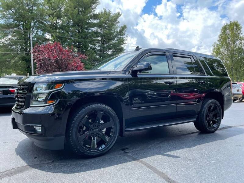 2019 Chevrolet Tahoe for sale in North Grafton, MA