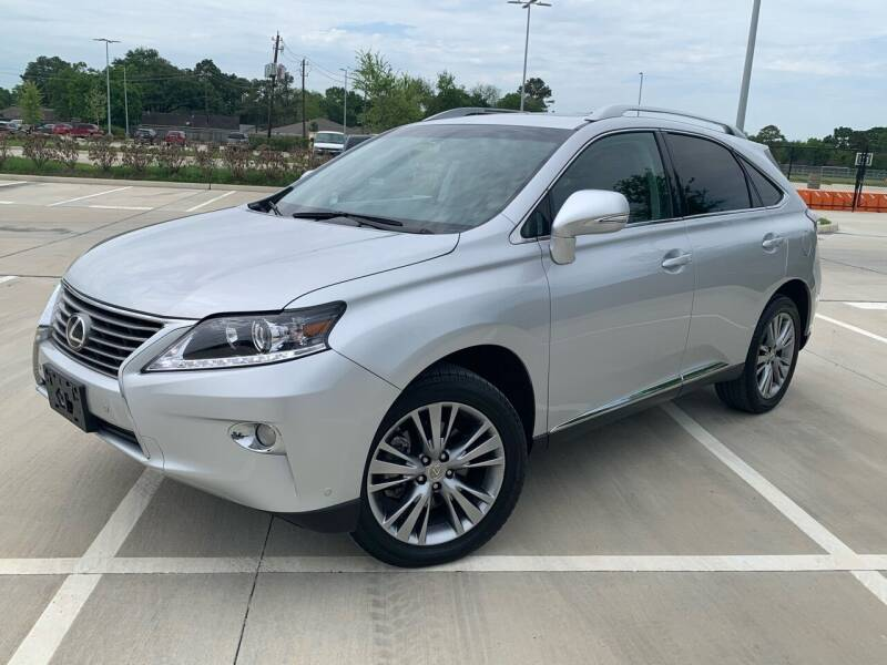 2013 Lexus RX 350 for sale at ABS Motorsports in Houston TX