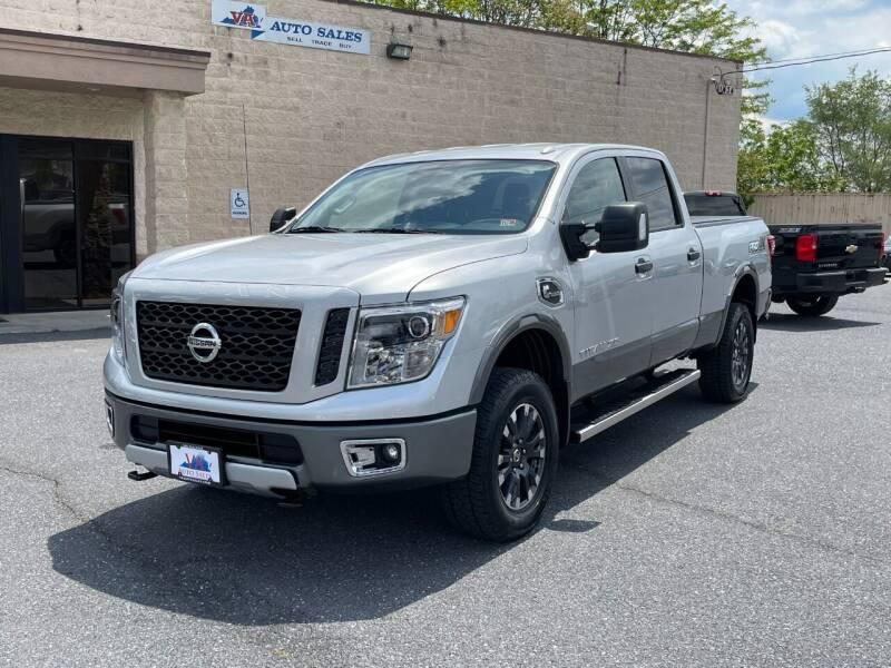 2019 Nissan Titan XD for sale at Va Auto Sales in Harrisonburg VA