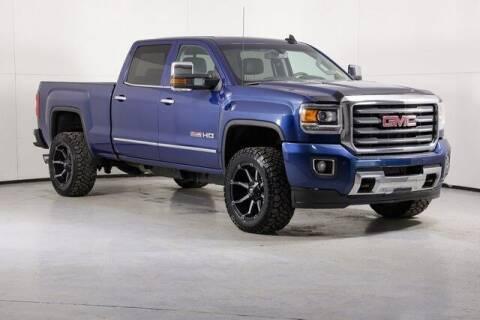 2016 GMC Sierra 2500HD for sale at Truck Ranch in Twin Falls ID
