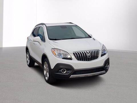2016 Buick Encore for sale at Jimmys Car Deals in Livonia MI