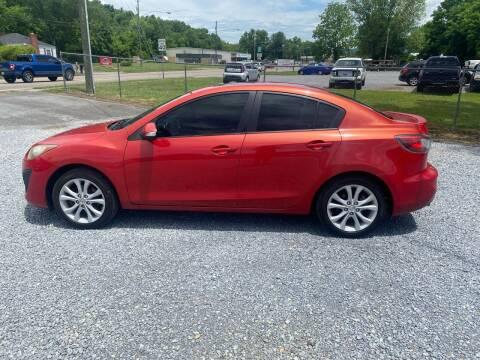 2010 Mazda MAZDA3 for sale at Tennessee Motors in Elizabethton TN