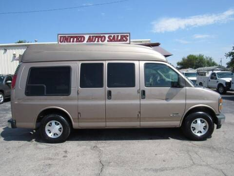 2000 Chevrolet Express Cargo for sale at United Auto Sales in Oklahoma City OK