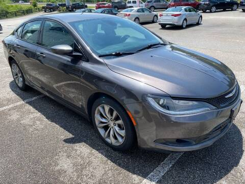 2016 Chrysler 200 for sale at Car City Automotive in Louisa KY
