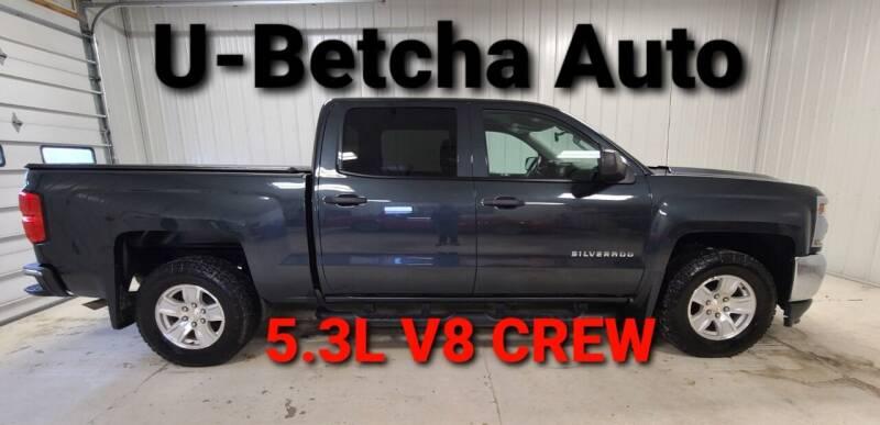 2018 Chevrolet Silverado 1500 for sale at Ubetcha Auto in St. Paul NE