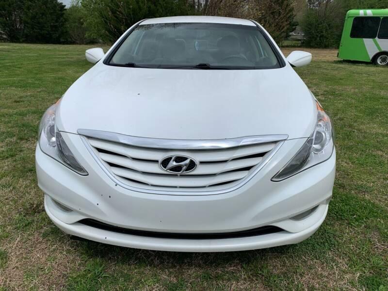 2013 Hyundai Sonata for sale at Samet Performance in Louisburg NC