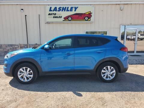 2019 Hyundai Tucson for sale at Lashley Auto Sales in Mitchell NE