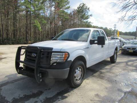 2012 Ford F-150 for sale at Bullet Motors Charleston Area in Summerville SC