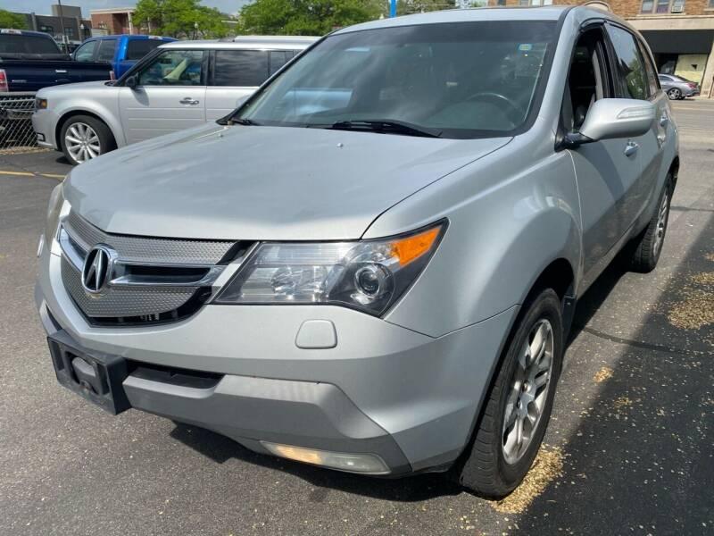 2009 Acura MDX for sale at H C Motors in Royal Oak MI
