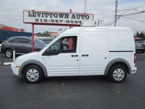 2010 Ford Transit Connect for sale at Levittown Auto in Levittown PA
