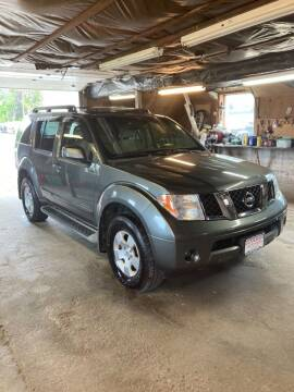 2007 Nissan Pathfinder for sale at Lavictoire Auto Sales in West Rutland VT