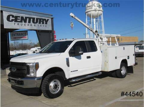 2018 Ford F-350 Super Duty for sale at CENTURY TRUCKS & VANS in Grand Prairie TX