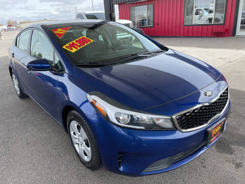 2017 Kia Forte for sale at Top Line Auto Sales in Idaho Falls ID