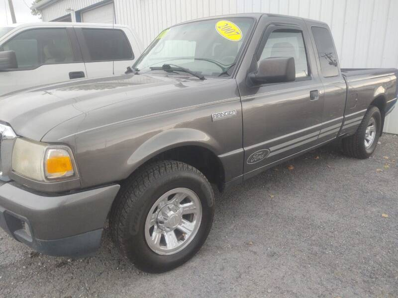 2007 Ford Ranger for sale at Mr E's Auto Sales in Lima OH