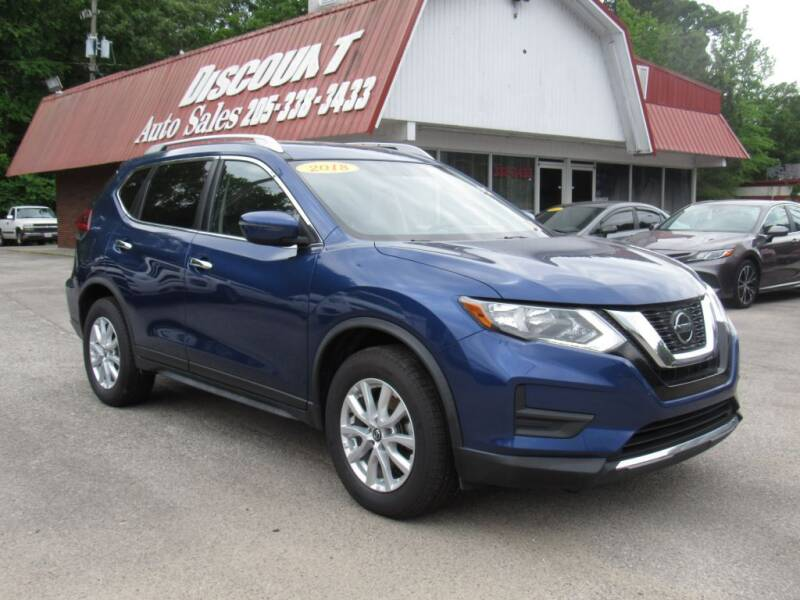 2018 Nissan Rogue for sale at Discount Auto Sales in Pell City AL