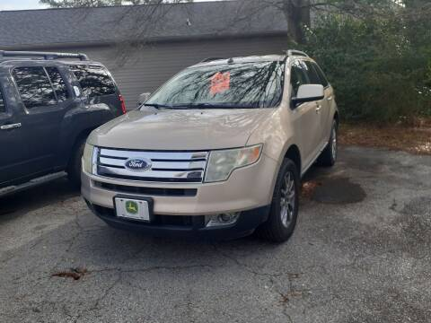 2007 Ford Edge for sale at PIRATE AUTO SALES in Greenville NC