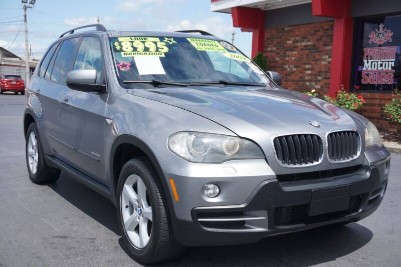 2009 BMW X5 for sale at Premium Motors in Louisville KY