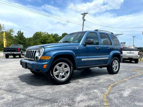 2006 Jeep Liberty for sale at HOTWIRED AUTO SALES in Joplin MO