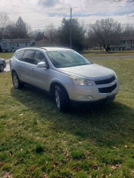 2009 Chevrolet Traverse for sale at Alpine Auto Sales in Carlisle PA