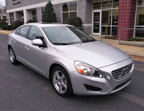 2012 Volvo S60 for sale at Weaver Motorsports Inc in Cary NC