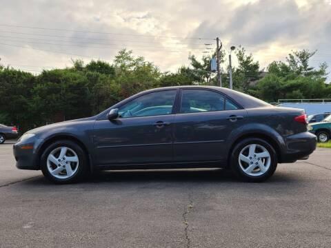 2003 Mazda MAZDA6 for sale at Lake Ridge Auto Sales in Woodbridge VA