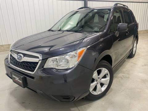 2014 Subaru Forester for sale at EUROPEAN AUTOHAUS in Holland MI