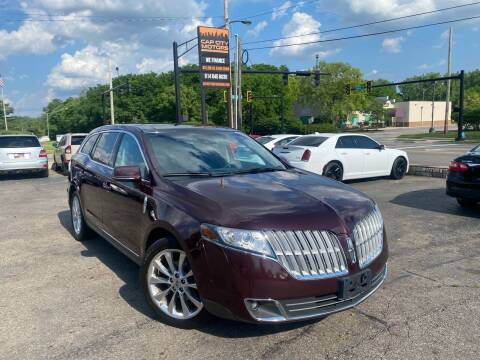 2011 Lincoln MKT for sale at Cap City Motors LLC in Columbus OH