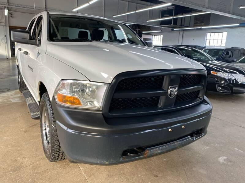 2012 RAM Ram Pickup 1500 for sale at John Warne Motors in Canonsburg PA