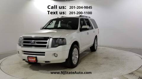 2014 Ford Expedition for sale at NJ State Auto Used Cars in Jersey City NJ