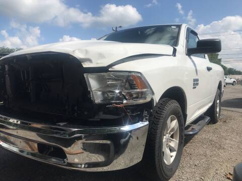 2019 RAM Ram Pickup 1500 Classic for sale at JMD Auto LLC in Taylorsville NC