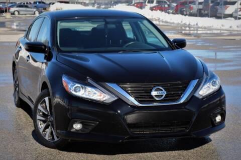 2017 Nissan Altima for sale at Big O Auto LLC in Omaha NE