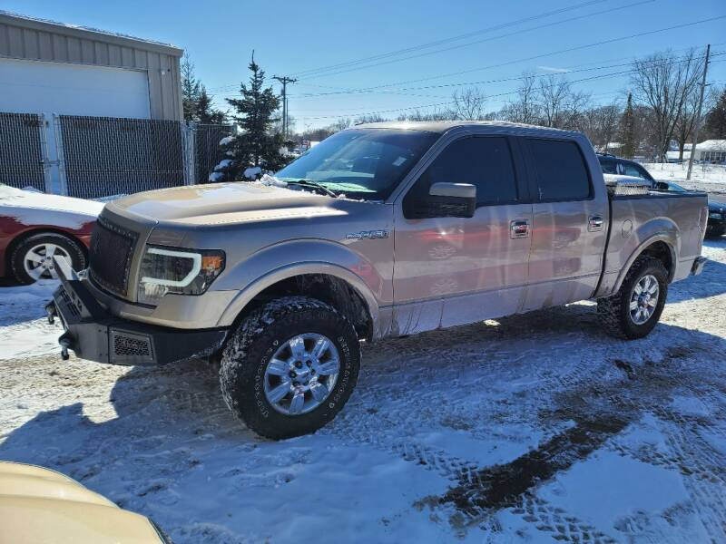 2012 Ford F-150 for sale at Steve's Auto Sales in Madison WI