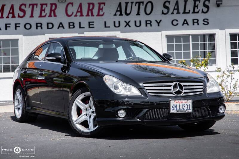 2008 Mercedes-Benz CLS for sale at Mastercare Auto Sales in San Marcos CA