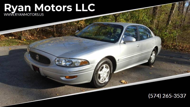 2001 Buick LeSabre for sale at Ryan Motors LLC in Warsaw IN