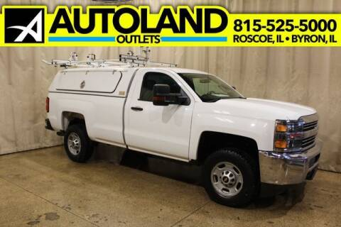 2015 Chevrolet Silverado 2500HD for sale at AutoLand Outlets Inc in Roscoe IL
