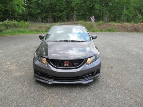 2015 Honda Civic for sale at 4Auto Sales, Inc. in Fredericksburg VA