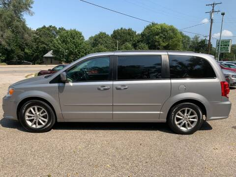 2016 Dodge Grand Caravan for sale at SS AUTO PRO'S in Otsego MI